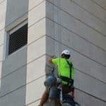 שיקום מבנים, חיפוי קירות חוץ, עבודות גובה
