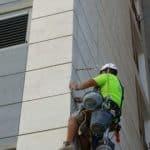 שיקום מבנים, איטום בסנפלינג, עבודות גובה