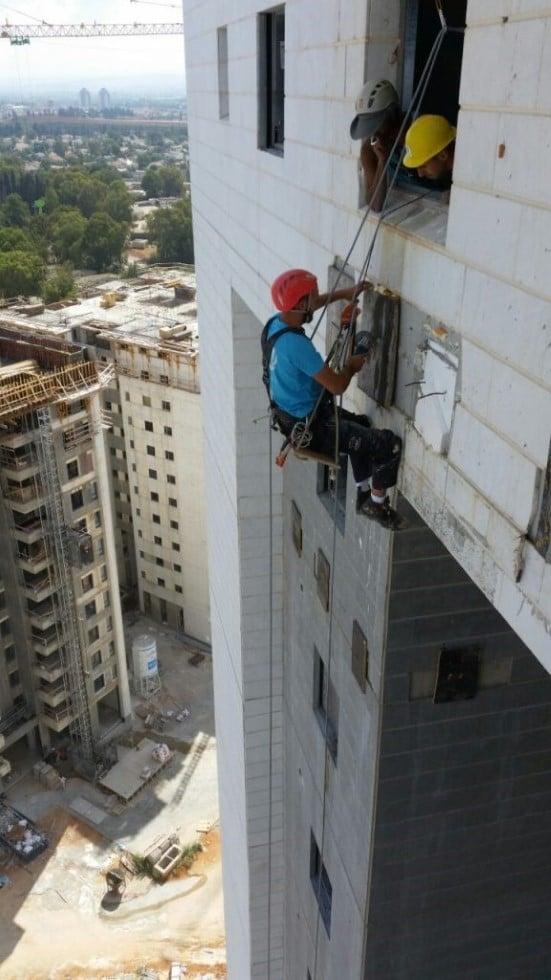 שיפות בניין חיצוני