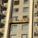 שיקום מבנים, ניקוי חלונות בגובה, עבודות גובה