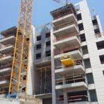 שיקום מבנים, ניקוי חזיתות, עבודות גובה
