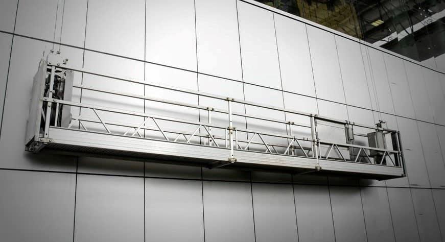 עבודות גובה, ניקוי חלונות בגובה